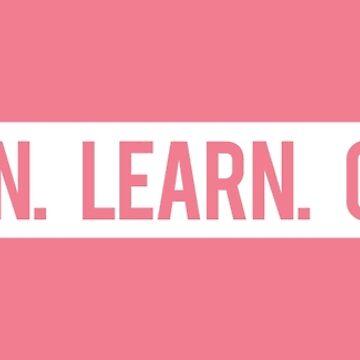 Listen. Learn. Grow. by Lightfield