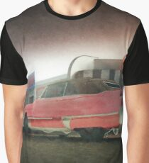american diner caddy Graphic T-Shirt