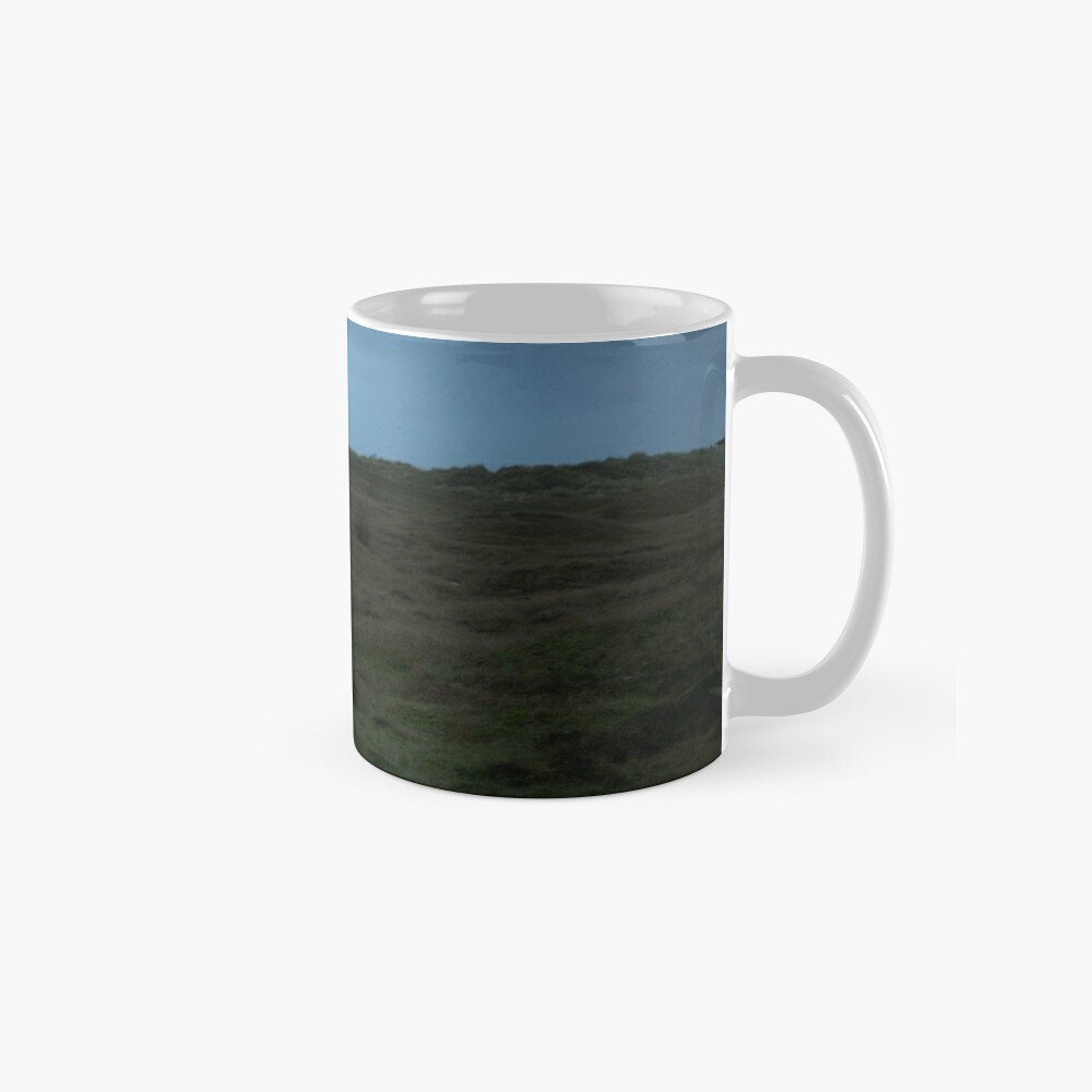 Highland-Cattle likes the storm Mugs