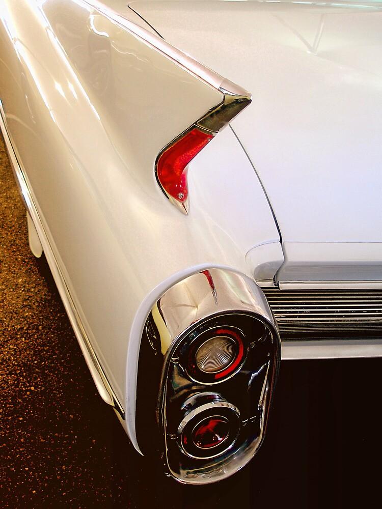 1960 Caddy Fins by TWindDancer