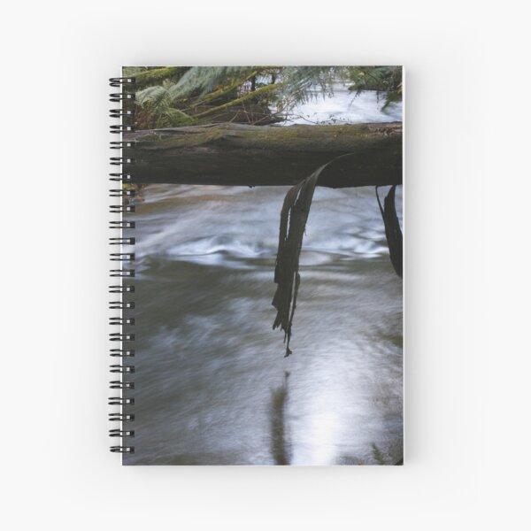 Slippery when wet Spiral Notebook