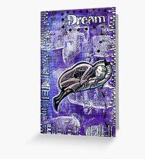 """We Dream in Symbols"" Greeting Card"