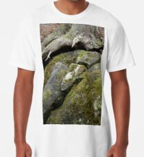 On the Road to Bree Long T-Shirt