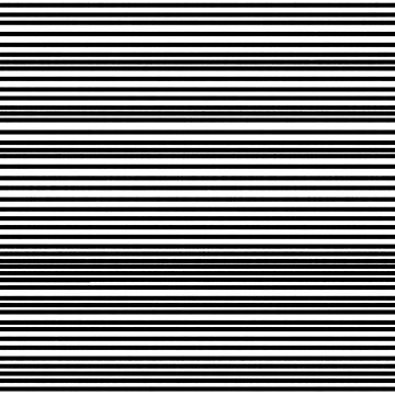 black and white striped pattern by meganschwindler