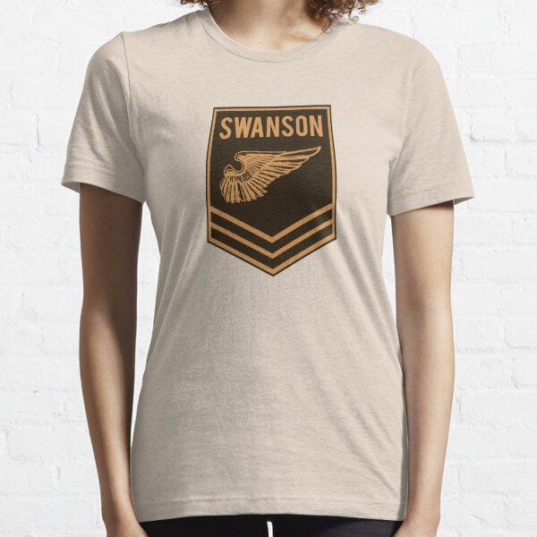Parks and Recreation - Swanson Ranger Club, covid, quarantine Essential T-Shirt