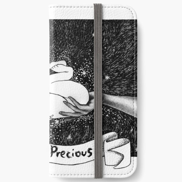 Our Most Precious  iPhone Wallet