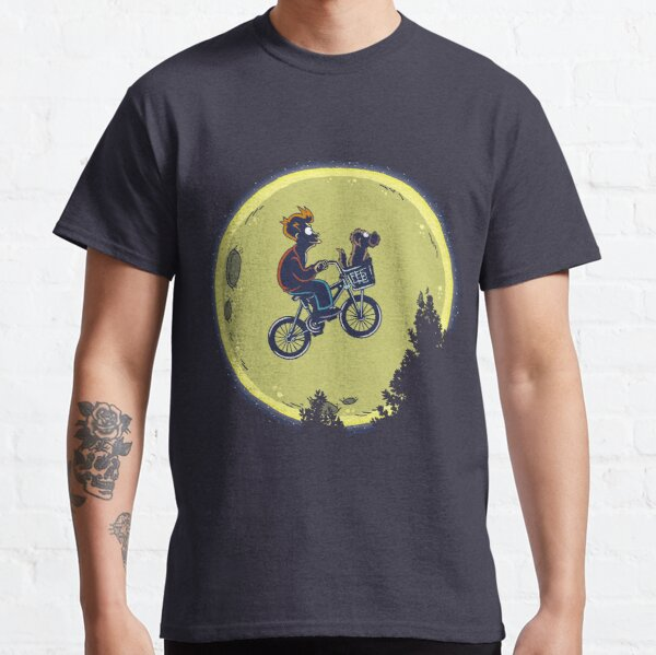 Fry me to the moon Classic T-Shirt