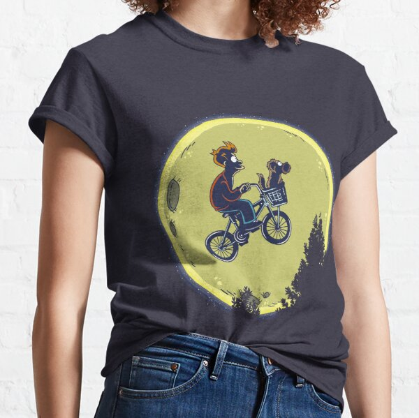 Fry me to the moon T-shirt classique