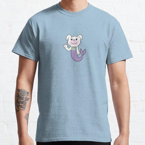 Purple Waving Merdoggo! Classic T-Shirt