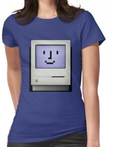 Happy Mac Womens Fitted T-Shirt