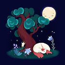Bedtime Sweet Dreams For All Magical Creatures by BunnyThePainter