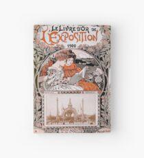 Le Livre D'Or de L'Exposition 1900 (The Gold Book of the 1900 Exhibition) Hardcover Journal