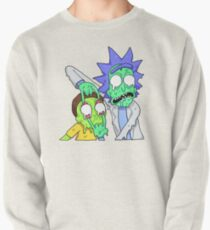 Rick and Morty  Pullover