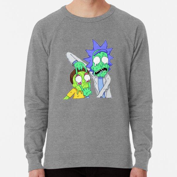 Rick and Morty  Lightweight Sweatshirt