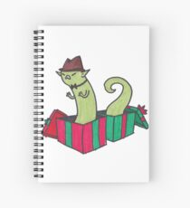 The Gift of the Goblin Snake Spiral Notebook