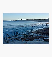 Sandsend Bay Photographic Print