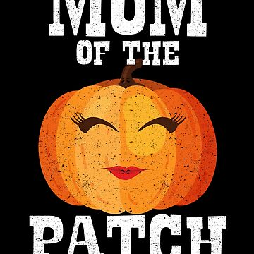 Mom of the Patch Pumpkin Halloween Party Costume by kieranight