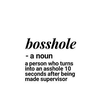 Bosshole by CharlyB