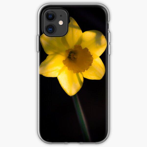 Daffodil iPhone Soft Case