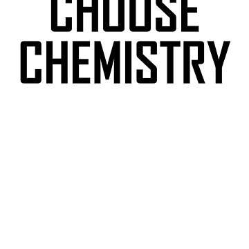 Choose Chemistry by the-elements