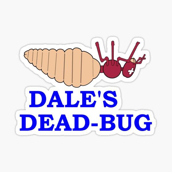 Dead-Bug Sticker