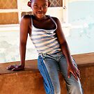 Kampala kid by Joozu