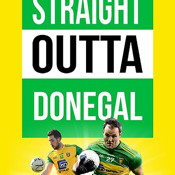 Donegal by MworldTee