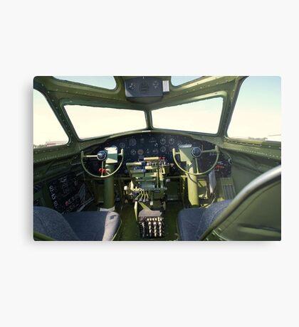 B-17G Metal Print