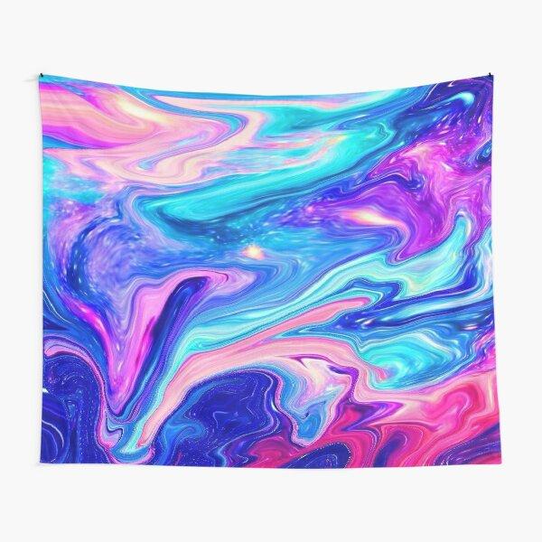 Tie Dye Tapestry Tapestry