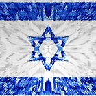 Extruded Flag of Israel by Dr-Pen