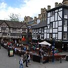 Old Pubs in Manchester by Nancy Huenergardt