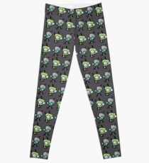 Checkered Gir pattern Leggings