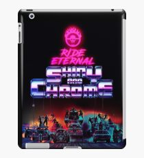 Ride Eternal Shiny and Chrome iPad Case/Skin