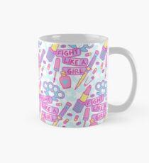 Girl Fighter Mug
