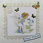 Happy Birthday Miss Nine-Year-Old by lezvee