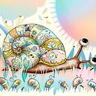 Garden Snail by Karin Taylor