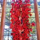 Remembrance Poppies  by lezvee