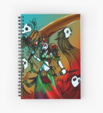 Jade warrior Spiral Notebook