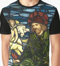 "Edward Burne-Jones ""Jupiter"" Graphic T-Shirt"