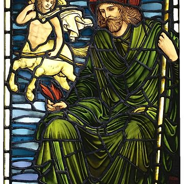 "Edward Burne-Jones ""Jupiter"" by ALD1"