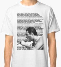 Bohemian Mercury Classic T-Shirt