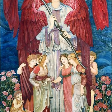 "Edward Burne-Jones ""Love"" by ALD1"