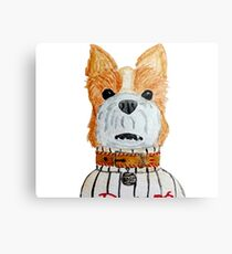 Isle of dogs - BOSS Metal Print