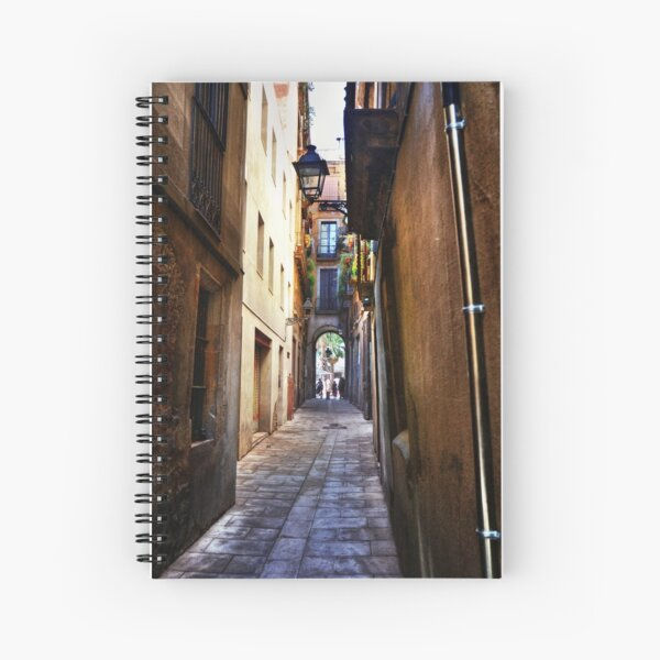 Archway Exit Spiral Notebook