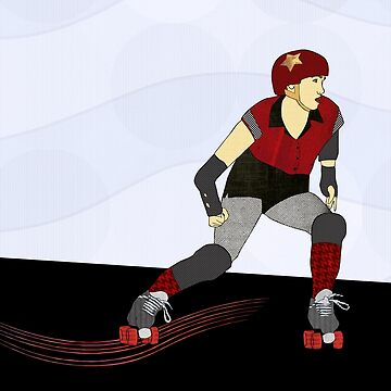 Roller Derby by janetcarlson