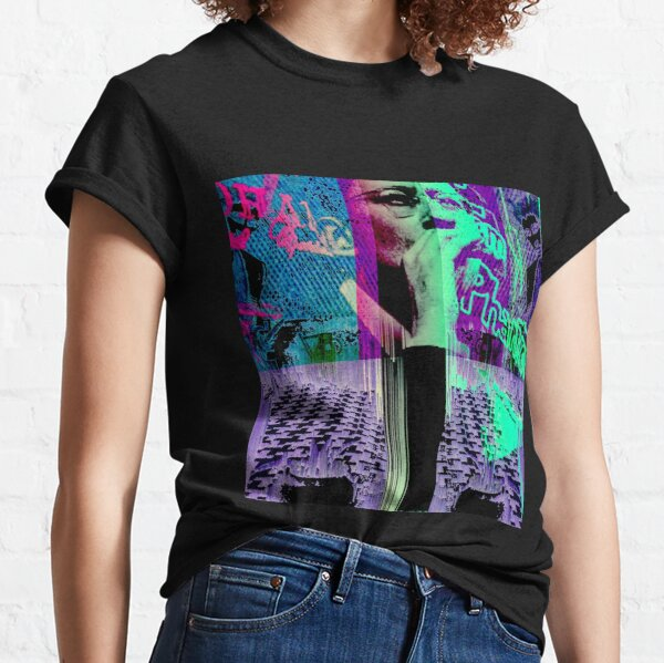 glitching spectacle Classic T-Shirt