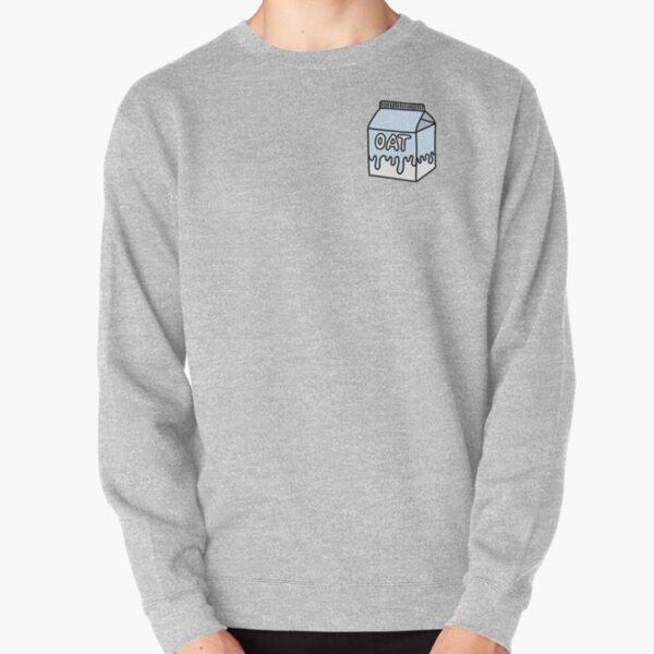 Oat Milk Pullover Sweatshirt