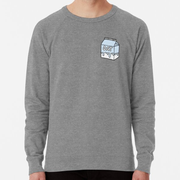 Oat Milk Lightweight Sweatshirt