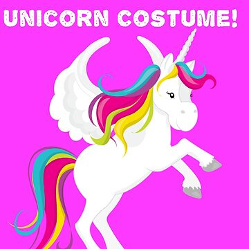 This is my lazy unicorn costume by KaylinArt