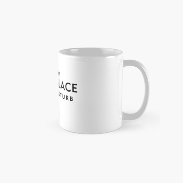 Mind Palace Black Classic Mug